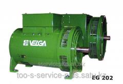 Electric generators of the EG 202.10 series