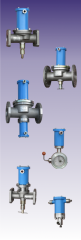 Valves are electromagnetic
