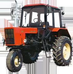 BELARUS-100H special tractor