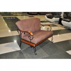 Комплект кованая мягкая мебель 329 KZ