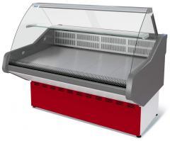 Холодильная витрина Илеть new ВХСн-1, 2