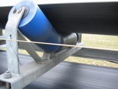 The roller is conveyor