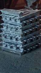 Алюминий марки АК7М2 в чушках