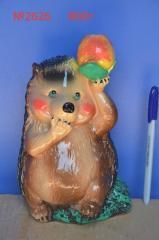"""Garden figure """"Hedgehog with"""