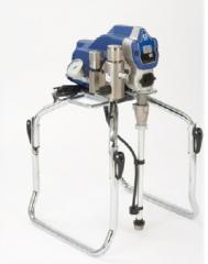 Окрасочный агрегат высокого давления Graco 210 ES