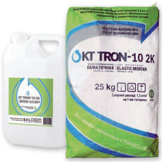 Elastic waterproofing of KT throne-10 1K