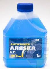 Alaska antifreeze of-40 blue (1 kg)