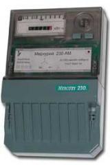 Счетчик трехфазный Меркурий 230 АМ-02