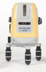 Лазерный нивелир LC-4X