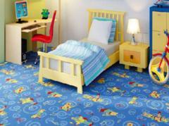 Linoleum for the nursery in assortmen