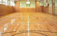 Sports parquet in assortmen