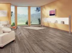 Laminate with a set of options of texture