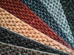 Carpet igloprobivny in assortmen