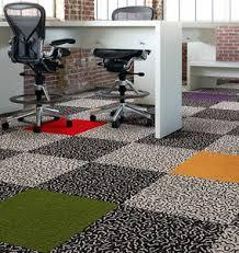 Tile carpet in assortmen