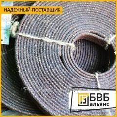 Лента тормозная ЛАТ-2 10х110 ГОСТ 1198-93