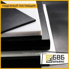 El poliacetal la placa de 10 mm, 1000х1000 mm,