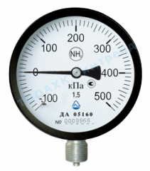The DM manometer of 05100 - 1 MPas - 1,5 - NH3 -