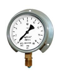 Manometers, MT and MVP compound pressure gages