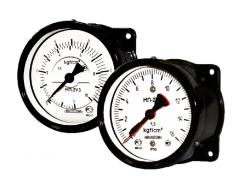 Manometers two-pointer MP-2, MP-2 (disk)