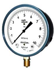 The manometers, vacuum meters, compound pressure