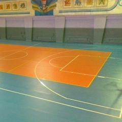 Покрытие для спортивного зала ПВХ покрытие