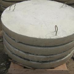 Плита днище колодца ПН 20 (диам 2м)