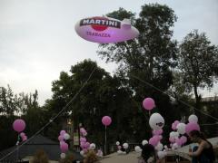 Воздушные шары с логотипом заказчика, Большие