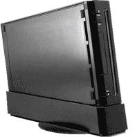 Wii Черная (прошитая) + жесткий диск со 110 играми