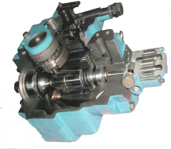 Pumps aksialno — piston adjustable