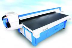 Large-format UV Icontek printer