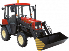 The wheel loader at Low prices
