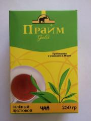 Prime tea Green sheet 250 gr