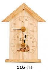 Thermo-hygrometer small house 0011