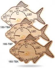 Thermo-hygrometer fish 0018