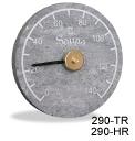 Thermo-hygrometer simple stone circle 0036