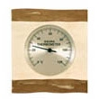 Thermo-hygrometer with a stone 0037