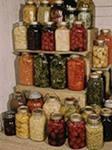 Фрукты и овощи консервированные