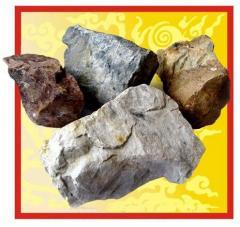 Камни для печей Кварцит