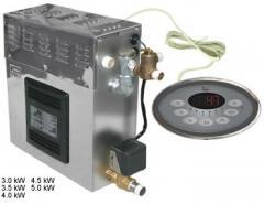 Парогенератор с 2-мя нагревательными элементами