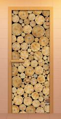 SM door Woodpile