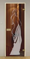 Дверь GLASSHOUSE Eсonomy Line Modern 1