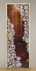 Дверь GLASSHOUSE Eсonomy Line Modern 2