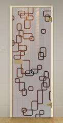 Дверь GLASSHOUSE Eсonomy Line Modern 17
