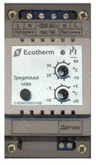 Терморегулятор ECOTHERM-03-A2-T1