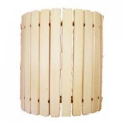Lamp shade of angular direct (A-19)