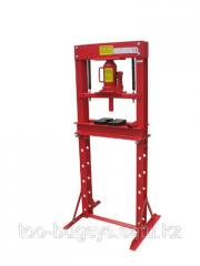 Hydraulic press of 12