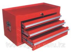 Box for tools 3x section