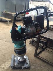 Soil tamper petrol manual HONDA