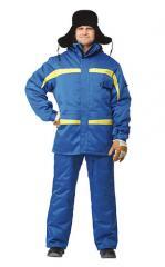 Suit the Hoarfrost warmed