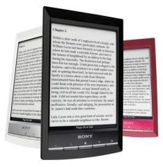 Books electronic Sony PRS-T1, e-books